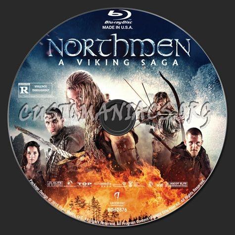 Northmen blu-ray label