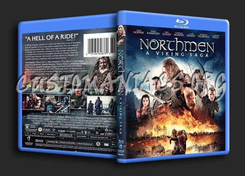 Northmen blu-ray cover