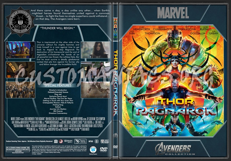 Avengers Collection - Thor Ragnarok