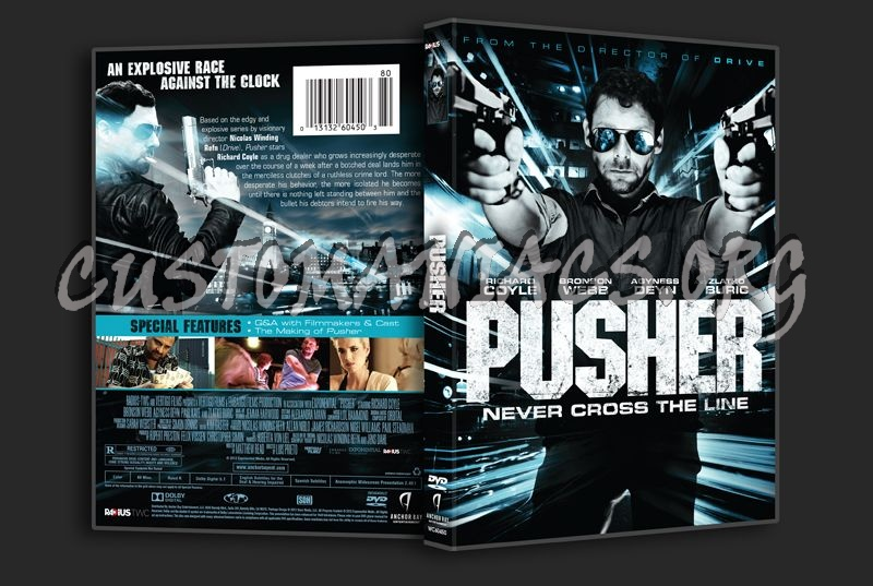Pusher dvd cover