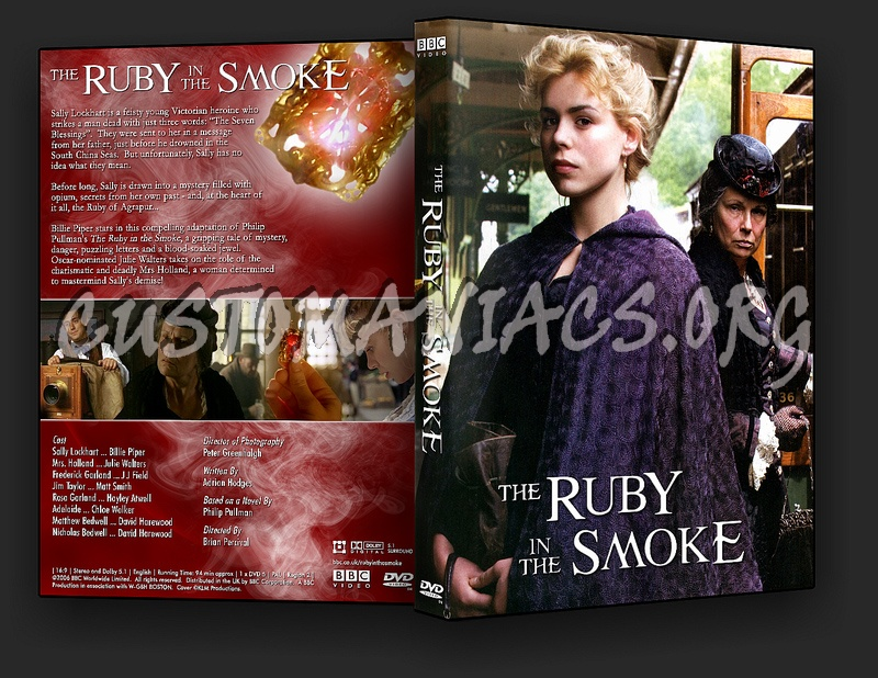 The Ruby in the Smoke dvd cover