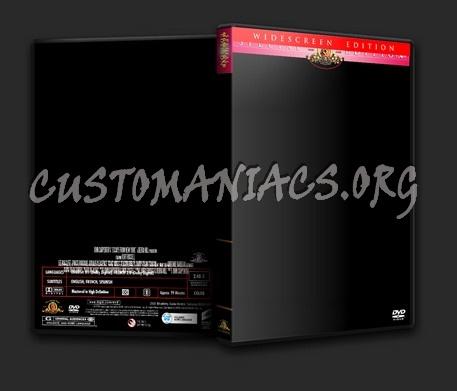 MGM & Sony dvd label