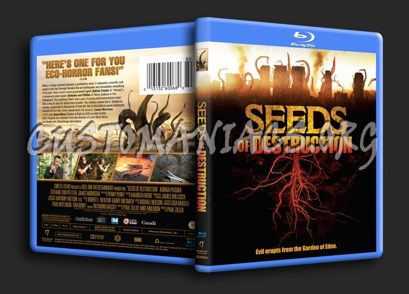 Seeds of Destruction blu-ray cover