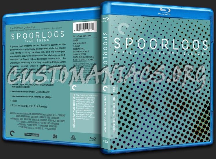 133 - Spoorloos (1988) blu-ray cover