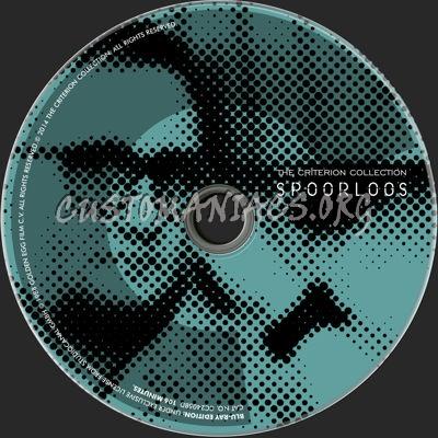 133 - Spoorloos (1988) dvd label