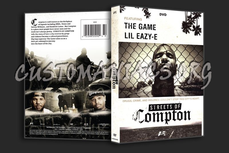 Streets of Compton dvd cover