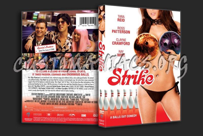 Strike dvd cover