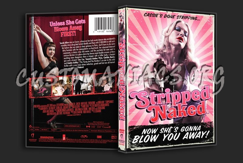 Stripped Naked dvd cover