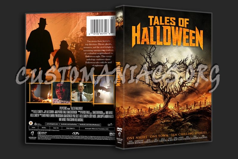 Tales of Halloween dvd cover