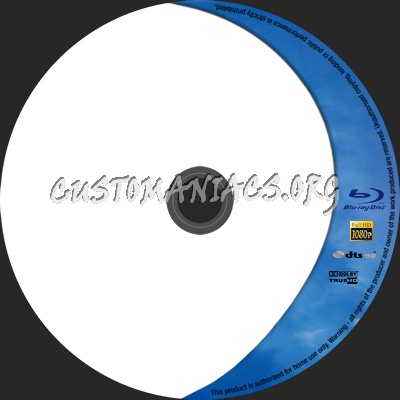 Blu-Ray Custom Template Dvd Label - Dvd Covers & Labels By