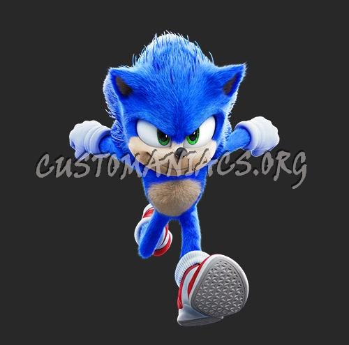 Sonic Character 1 (2020)