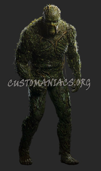 Swamp Thing (2020) - Character 3