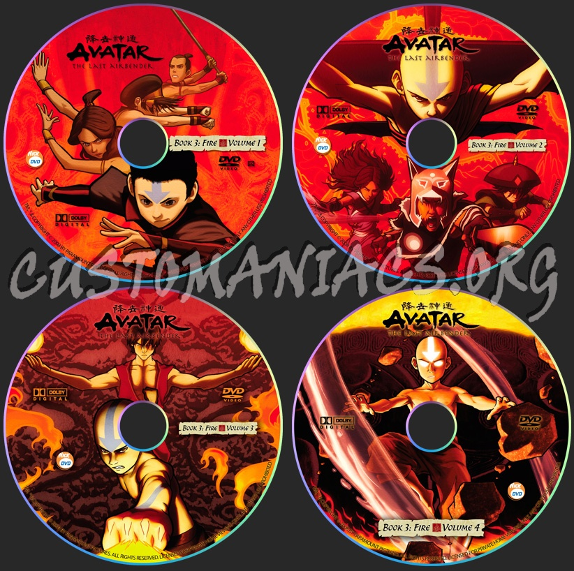Avatar Dvd: DVD Covers & Labels By Customaniacs