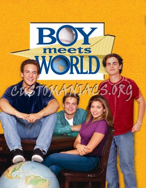 boys meet world 1993 corvette