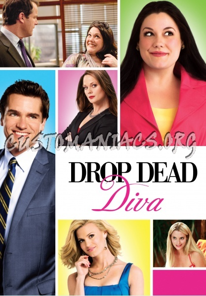 Artwork series d dvd covers labels by customaniacs - Drop dead diva season 1 ...