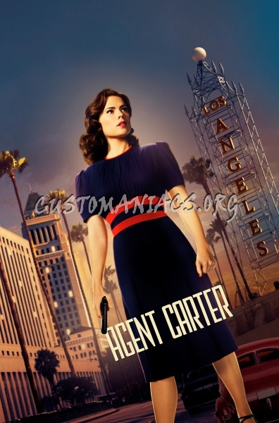 Agente Carter  – Todas as Temporadas – Dublado / Legendado EM HD