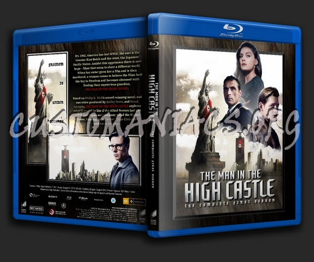 The Man In The High Castle Dvd