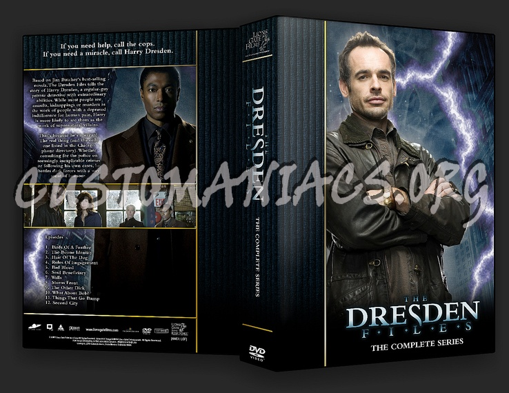 Name:  Dresden Files, The - Complete - R1 - Large.jpg