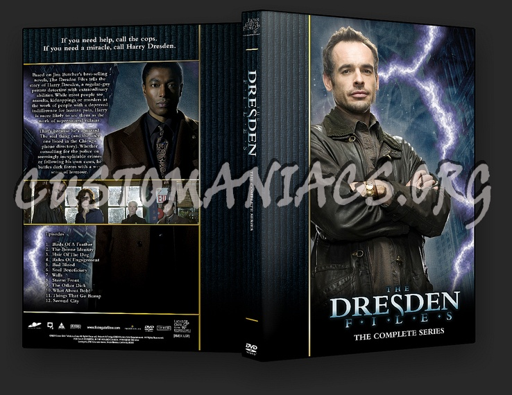 Name:  Dresden Files, The - Complete - R1 - Thin.jpg