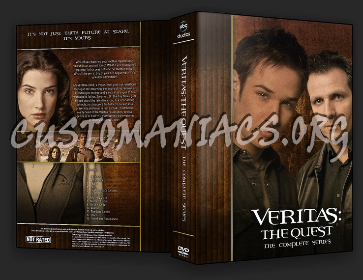 Name:  Veritas The Quest - Complete - R1 - Large.jpg Views: 1085 Size:  508.8 KB
