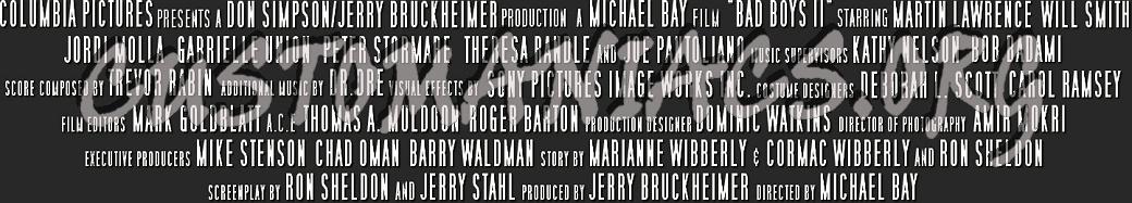 Name:  Bad Boys 2 Credits c Preview.jpg Views: 332 Size:  182.2 KB