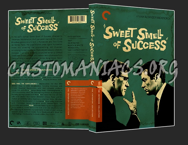 sweet smell of success movie review