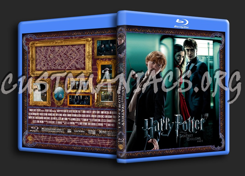harry potter and the deathly hallows part 1 blu ray. harry potter and the deathly