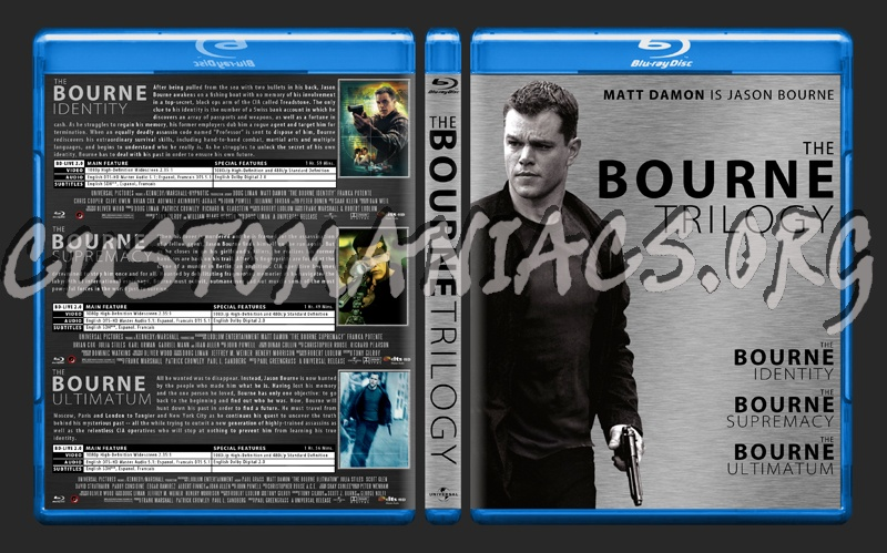 bourne identity essay Read the empire review of the bourne identity find out everything you need to know about the film from the world's biggest movie destination.