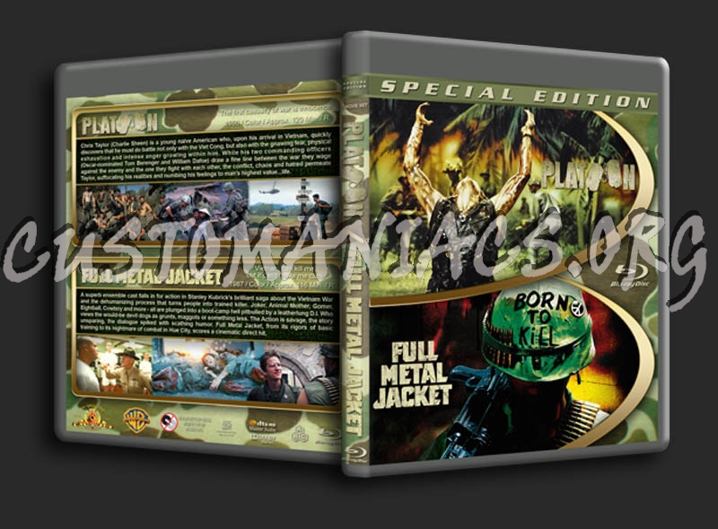 full metal jacket platoon analysis (not film analysis, but is a personal example of message encoding) platoon vs full metal jacket poltergeist rango star trek: the motion picture.