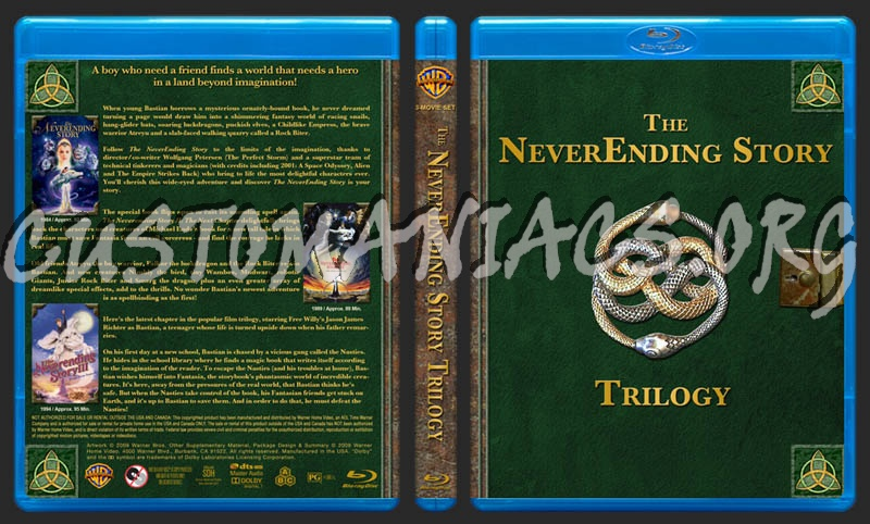 Forum Custom Blu-Ray Covers - Page 13 - DVD Covers ...