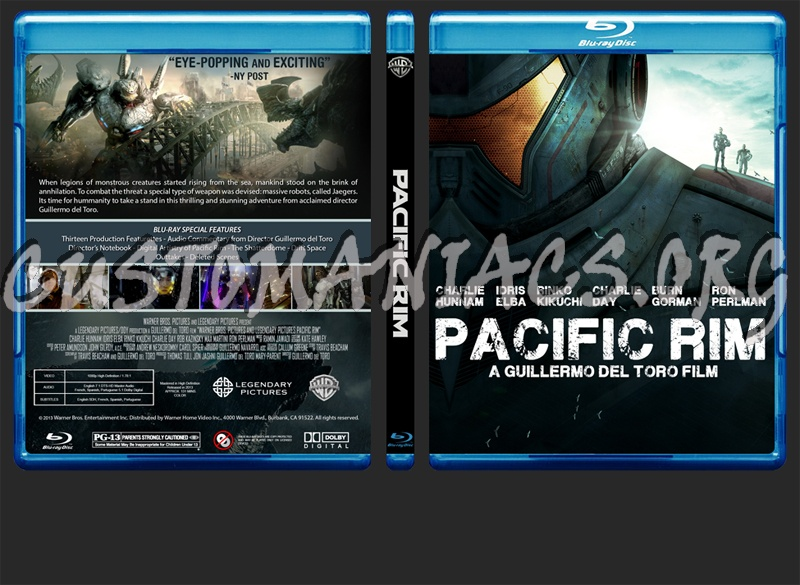DVD Covers & Labels by Customaniacs - View Single Post ... Pacific Rim Blu Ray Cover
