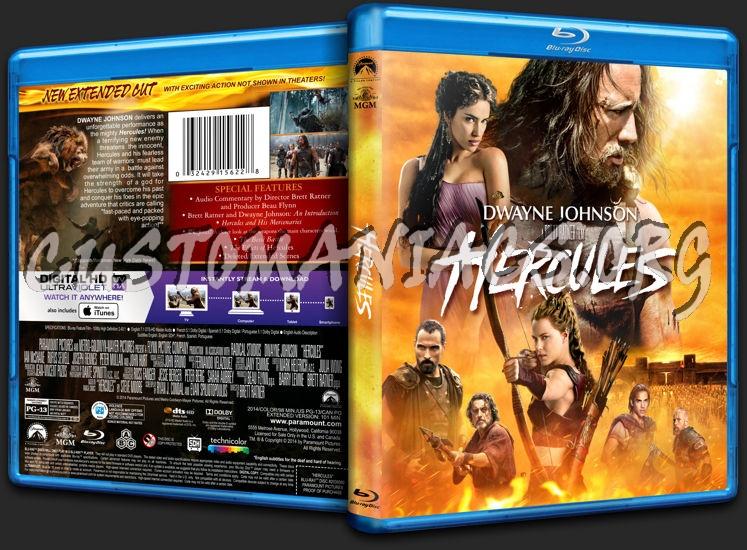 Hercules 2014 Blu Ray   www.imgkid.com - The Image Kid Has It!