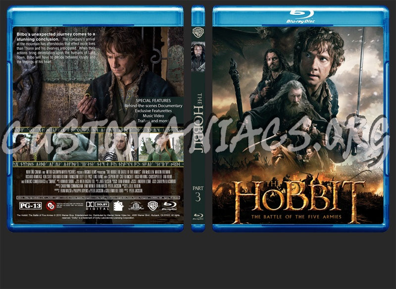 the hobbit the battle of the five armies download free