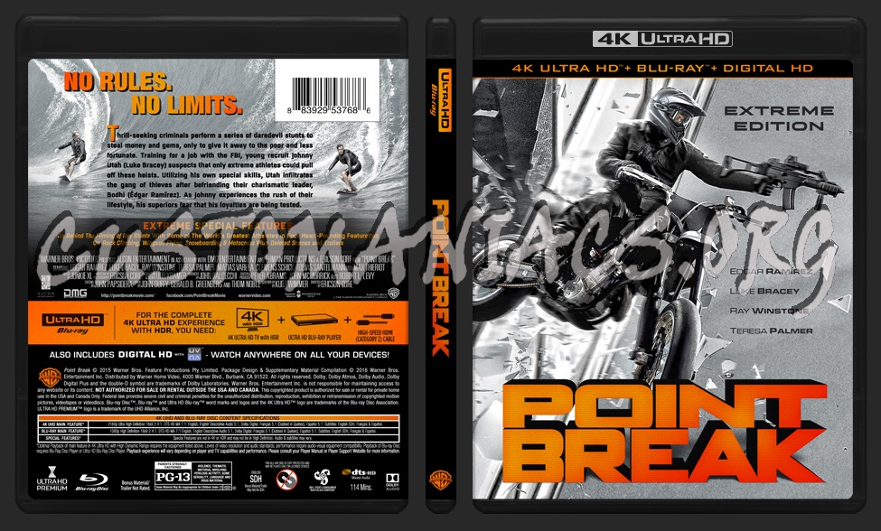 Forum Custom Blu-Ray Covers - DVD Covers & Labels by Customaniacs