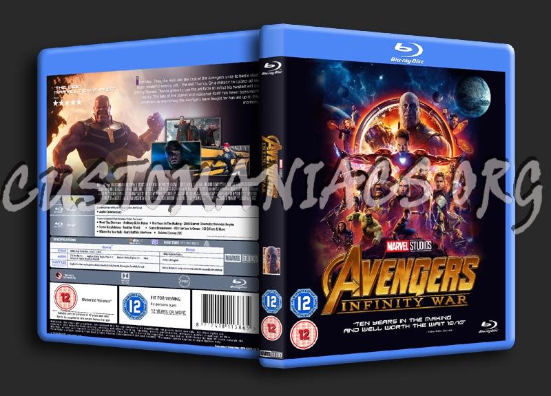 Avengers: Infinity War ( ) BluRay Dual Audio [Hindi ...