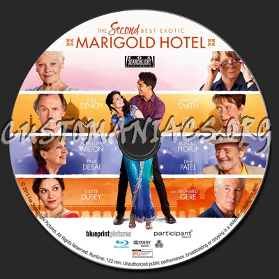 Second best exotic marigold hotel the second best exotic marigold