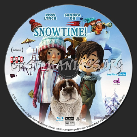 Snowtime!' Soundtrack Details | Film Music Reporter