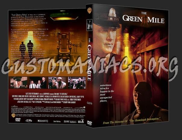 Green Mile Dvd Cover The Green Mile Dvd Cover