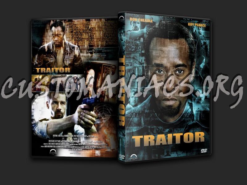 Traitor movie cover