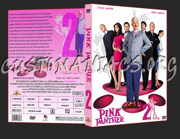 The Pink Panther 2. ( Multi-page thread