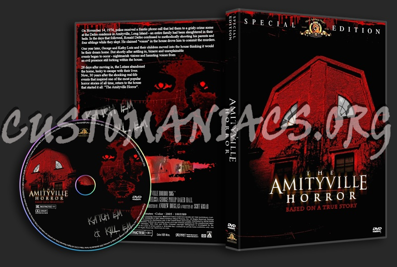 amityville black singles Amityville: the awakening blu-ray (2017): starring bella thorne, jennifer jason leigh and cameron monaghan a single mother moves her three children into a haunted house, unaware of its bloody history.