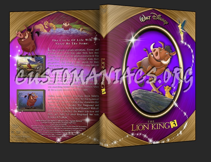 lion king 3 movie. Lion+king+3+dvd+cover