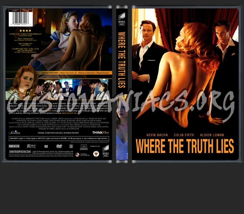 Where The Truth Lies Forum Custom Covers - ...