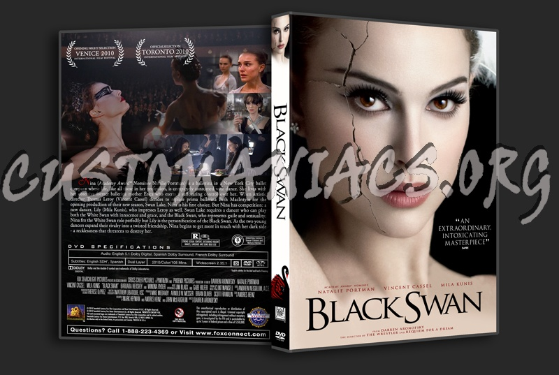 black swan cover. lack swan cover.