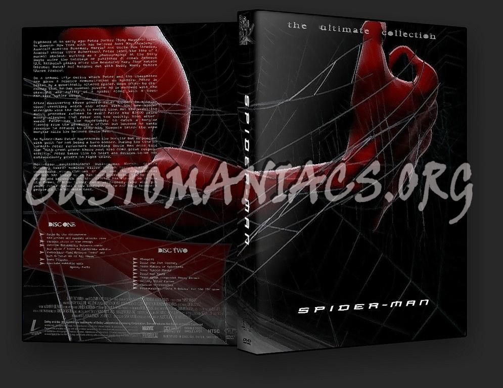 Amazoncom SpiderMan Trilogy Bluray SpiderMan