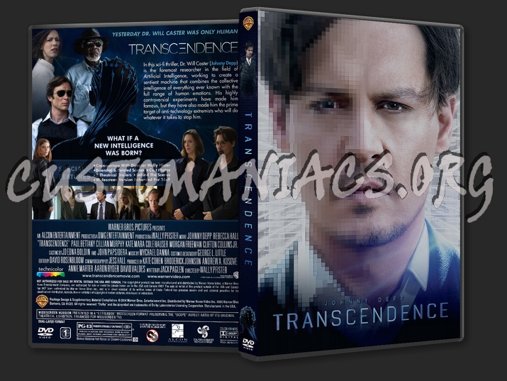 Persepolis   DVD Covers, BluRay Covers, and Cover art   Transcendence Dvd Cover Art