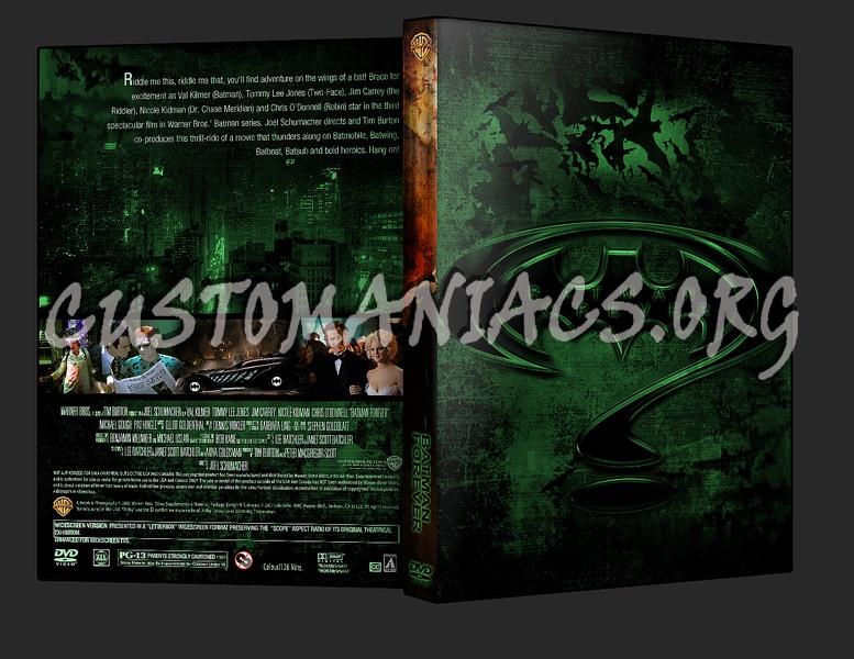 dvd covers amp labels by customaniacs batman