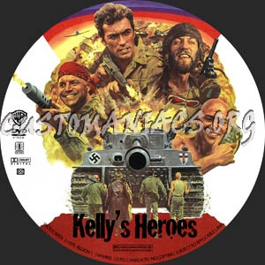 Kelly's heroes movie clips