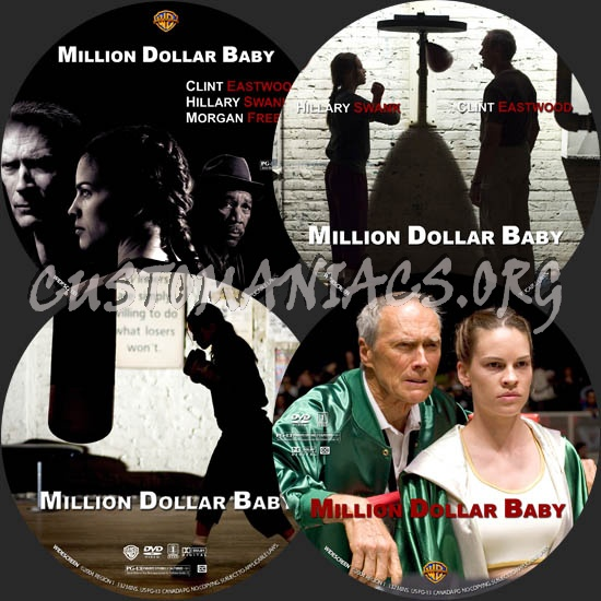 million dollar baby gender analysis Oscar-winning actress hilary swank (million dollar baby) shares her dramatic experience with hollywood's salary gap between men and women.
