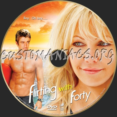 flirting with forty dvd release time 2016: